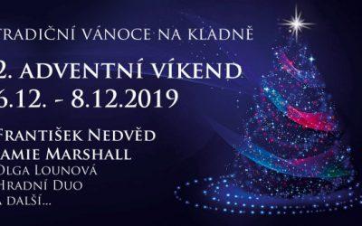 Druhý adventní víkend v Kladně